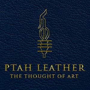 LOGO PTAH LEATHER